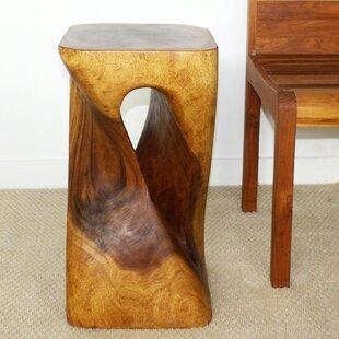 Union Rustic Lawhon Single Twist Vine End Table