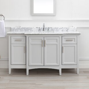 Great choice Benedetto 60 Single Bathroom Vanity Set By Highland Dunes