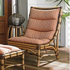 Twin Palms Hammock Bay Lounge Chair and Ottoman by Tommy Bahama Home