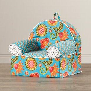 Royston Kids Cotton Club Chair by Harriet Bee