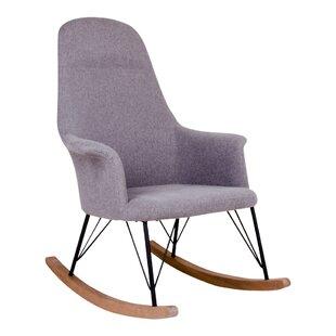 Oldham Rocking Chair By Ebern Designs