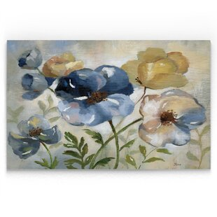 'Winter Blooms' Oil Painting Print by Winston Porter