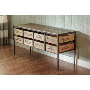 Vino Vintage Console Table