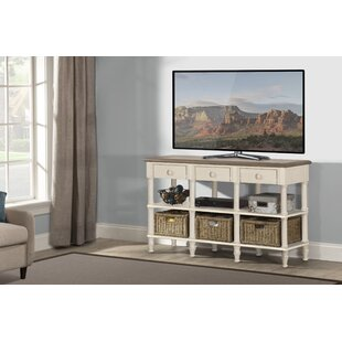 Hollymead Console Table with 3 Drawers by Highland Dunes