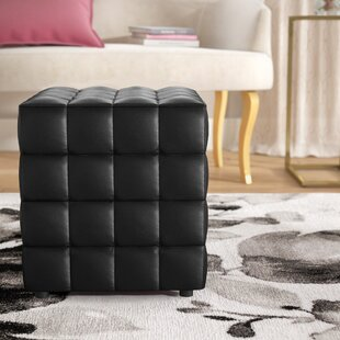 Hendrix Cube Ottoman by Wi..