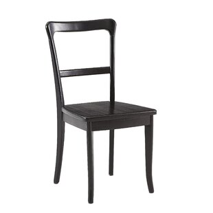 Branson Solid Wood Dining Chair (Set of 2) by Gracie Oaks