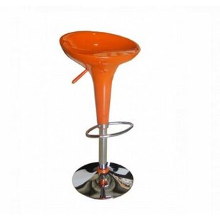 Adjustable Height Bar Stool (Set of 2) by The Collection German Furniture