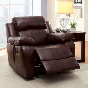 Yasmeen Transitional Manual Recliner by Red Barrel Studio Modern