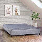 Ahrie Upholstered Low Profile Platform Bed by Ebern Designs