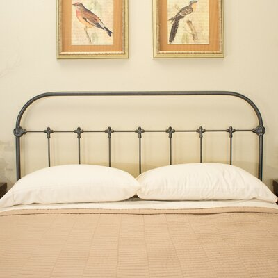 Hartford Slat Headboard Benicia Foundry and Iron Works Size: California King