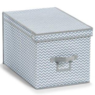 Fabric Storage Box By Zeller