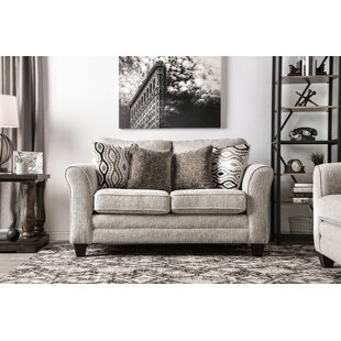 Buy clear Barto Loveseat by Darby Home Co Reviews (2019) & Buyer's Guide