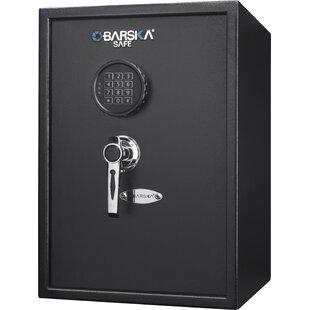 Barska Keypad Security Safe with Electronic and Key Lock