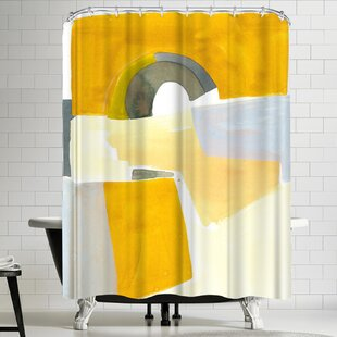 Olimpia Piccoli Afterglow Single Shower Curtain
