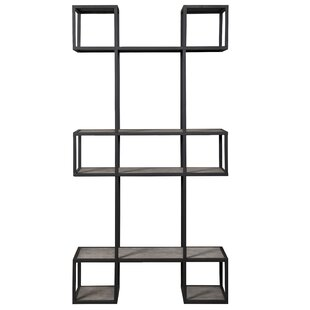 Drees Etagere Bookcase by 17 Stories Great price
