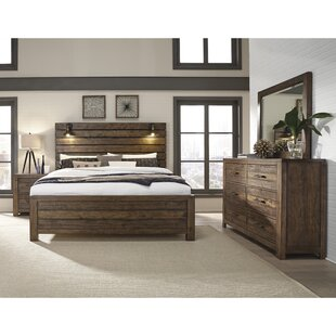 Tripp Panel 5 Piece Bedroom Set