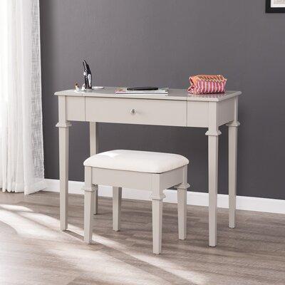 Vanity Desk With Mirror Wayfair