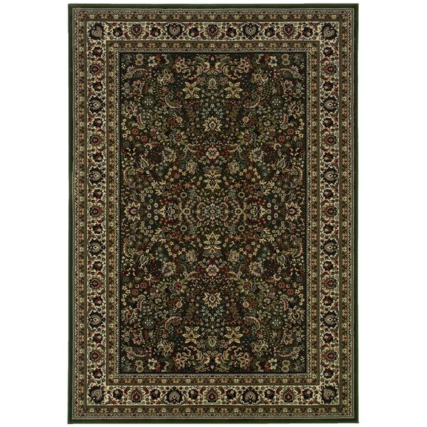 Charlton Home Coleen Brown Black Rug Wayfair