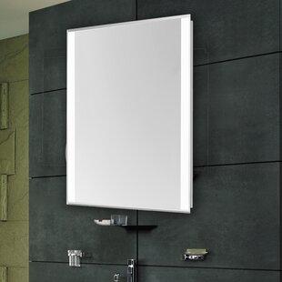 Buy luxury Berrios Bathroom/Vanity Mirror ByWade Logan