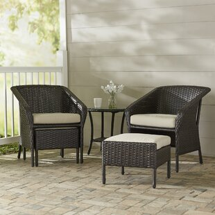 Cline 5 Piece Conversation Set with Cushions