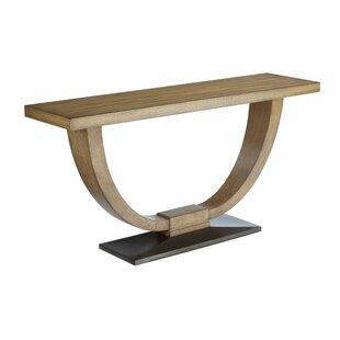 Hammary Evoke Console Table