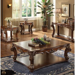 Welles 4 Piece Coffee Table Set Astoria Grand