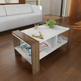 Pythagoras Modern Coffee Table by Wrought..