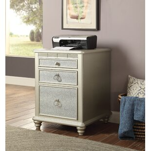Rosdorf Park Squires 3-Drawer Vertical Filing Cabinet