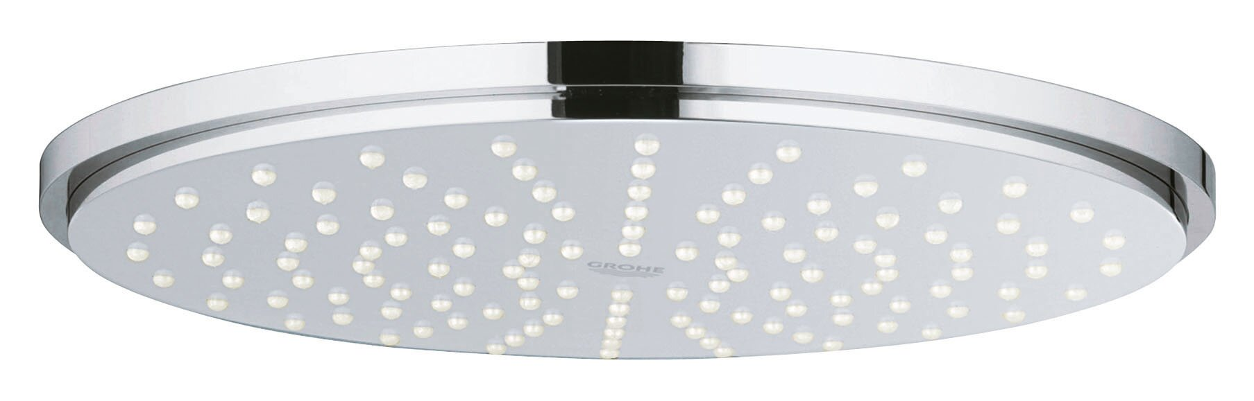 Grohe Rainshower Modern Shower Head with Watercare and DreamSpray ...