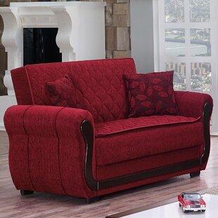 Parkave Chesterfield Loveseat by Beyan Signature