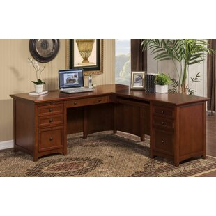 Seger L-Shape Executive Desk