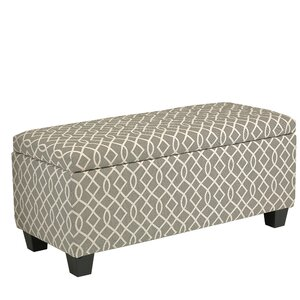 Barlett Wood Storage Bench