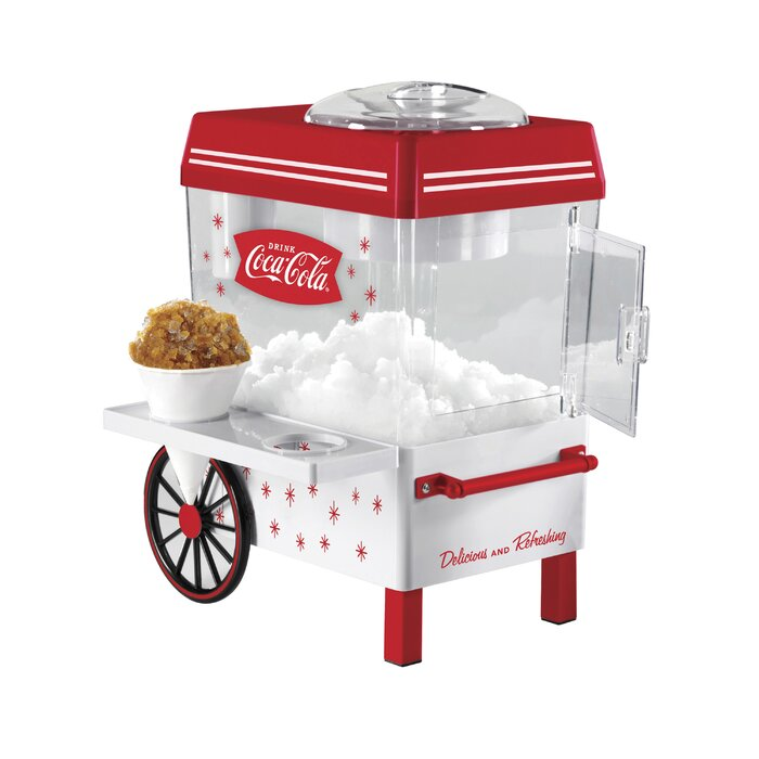 Coca-Cola Countertop Snow Cone Maker