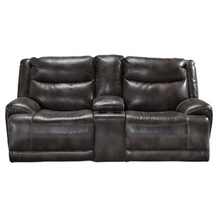 Maisy Reclining Loveseat by Re..