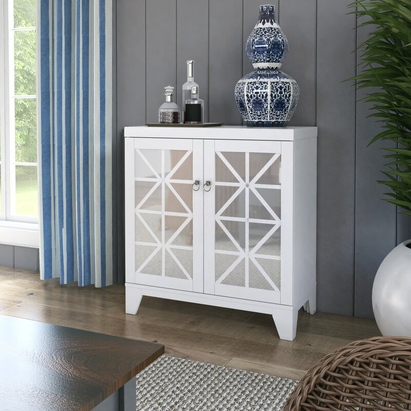 Gerde 2 Door Accent Cabinet by House of Hampton®