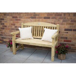Harvington Wooden Bench By Bel Étage