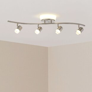 Track Lighting For Bathroom Wayfair