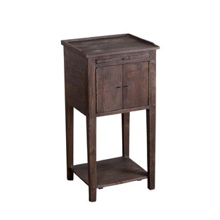 Wildon Home ® Hagerman Handcrafted End Table