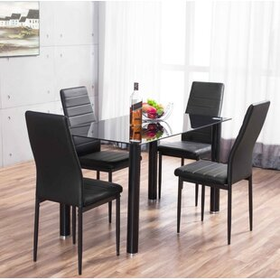 4 Seater Dining Table Sets | Wayfair.co.uk