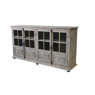Llewellyn Glazed Sideboard by 17 Stories
