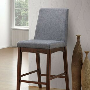 Kellogg Counter Height Upholstered Dining Chair (Set of 2) Brayden Studio