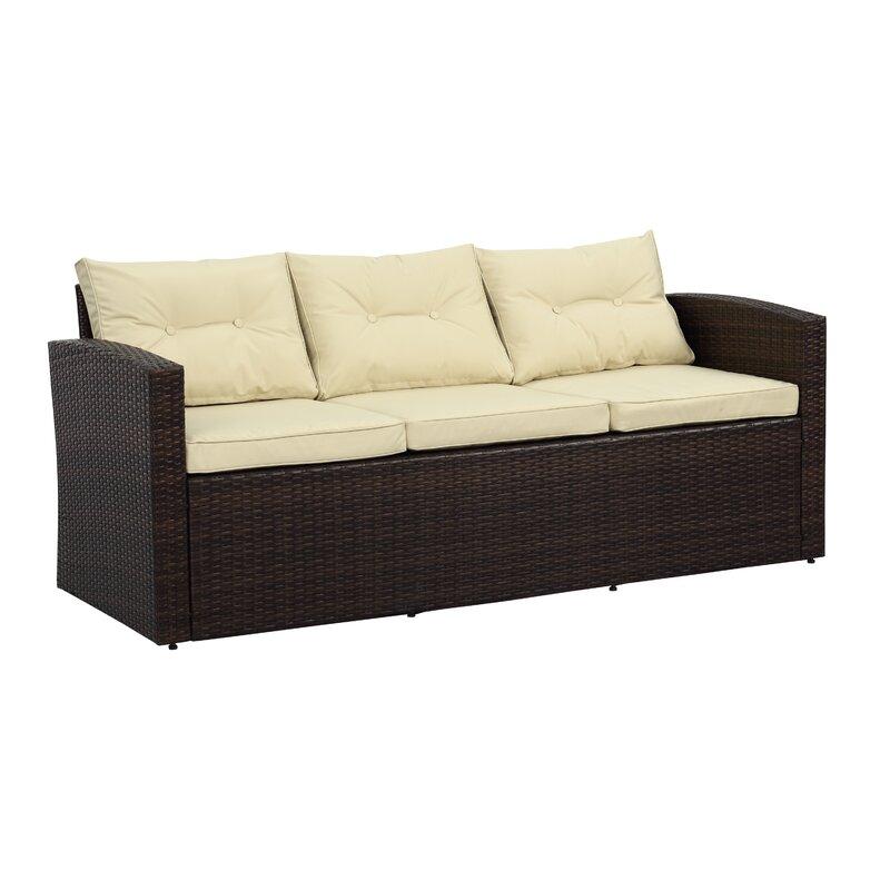 Mistana Freda 6 Piece Sofa Set with Cushions Reviews Wayfair