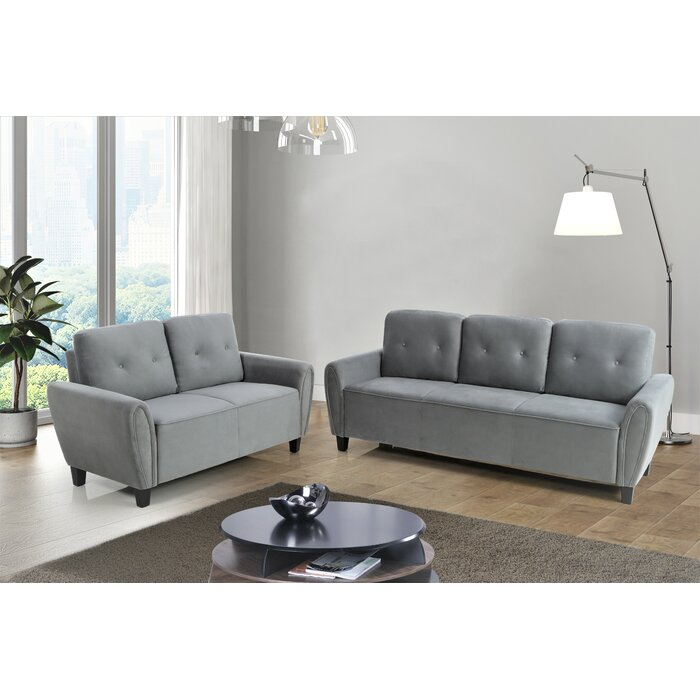Peachy Murrill 2 Piece Living Room Set Pdpeps Interior Chair Design Pdpepsorg