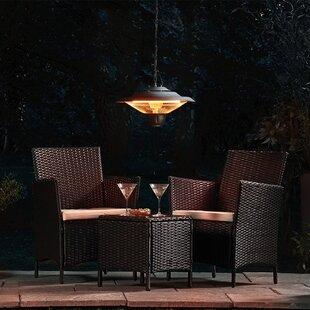 Tarantino Electric Patio Heater By Sol 72 Outdoor