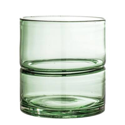 Atalissa Brown 9 25 Glass Table Vase Reviews Allmodern