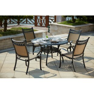 Darby Home Co Wabon 5 Piece Dining Set