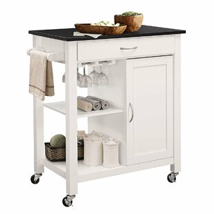 Furtado Wheeled Kitchen Cart