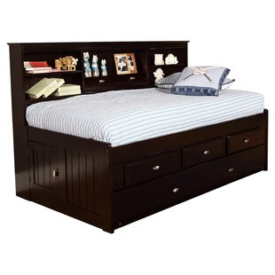 Kaitlyn Mates Captains Bed With Trundle
