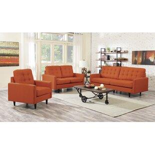 Mercury Row Efimov Configurable Living Room Set