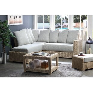 Great Deals Shamrock 3 Piece Conservatory Sofa Set